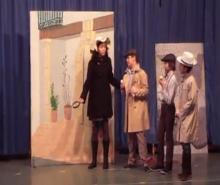 LA MÁSCARA VESPERTINA (Teatro 6º, 2013)